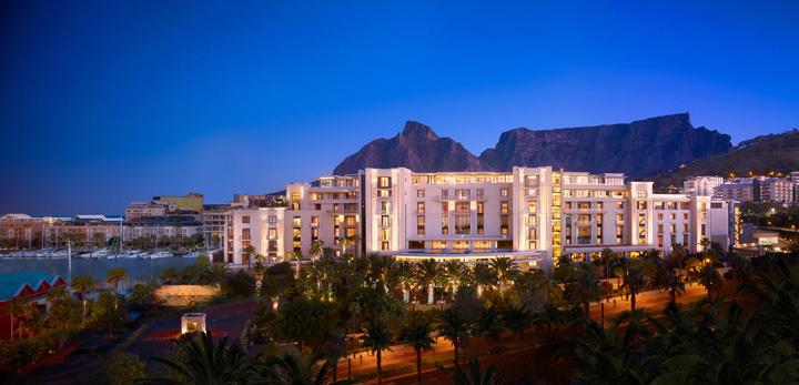 Upgrade our Stay at One&Only Cape Town