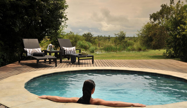 Upgrade to Savanna Private Game Reserve