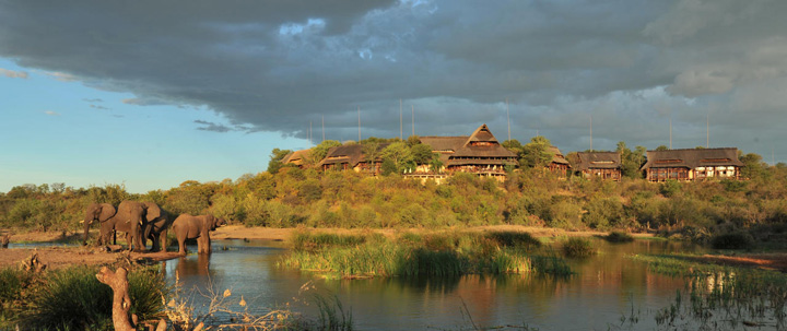 Upgrade to Victoria Falls Safari Lodge